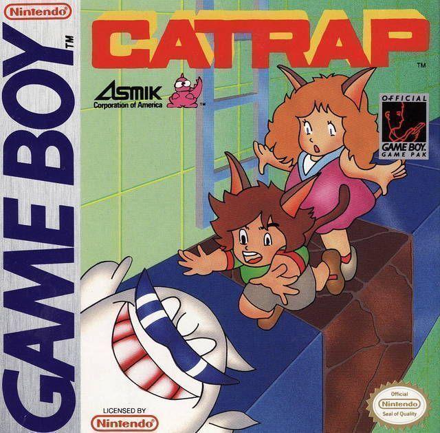 Rom juego Catrap