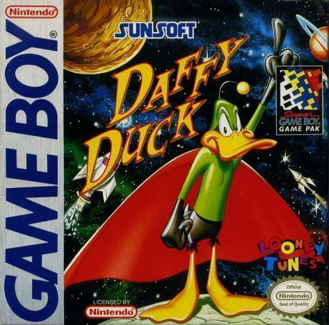 Rom juego Daffy Duck - The Marvin Missions