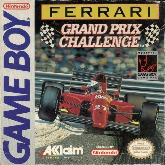 Rom juego Ferrari - Grand Prix Challenge