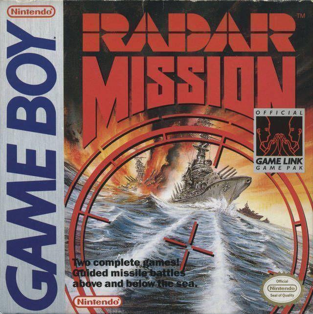 Rom juego Radar Mission