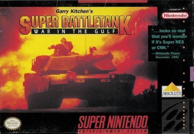 Rom juego Super Battletank
