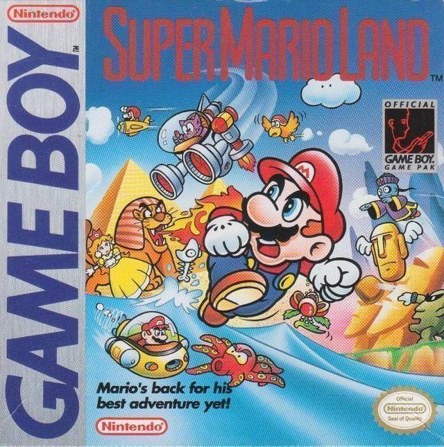 Rom juego Super Mario Land