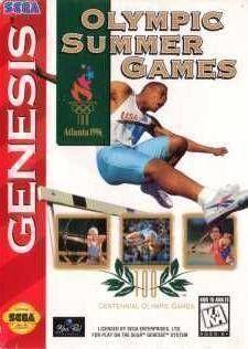 Rom juego Olympic Summer Games Atlanta 96