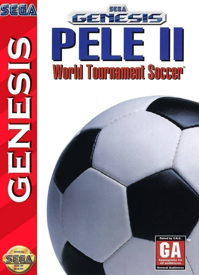 Rom juego Pele! (JUE)