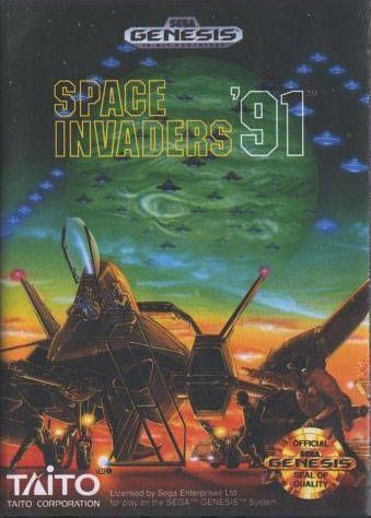 Rom juego Space Invaders 91