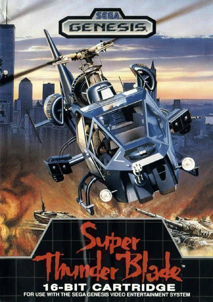 Rom juego Super Thunder Blade [b1]