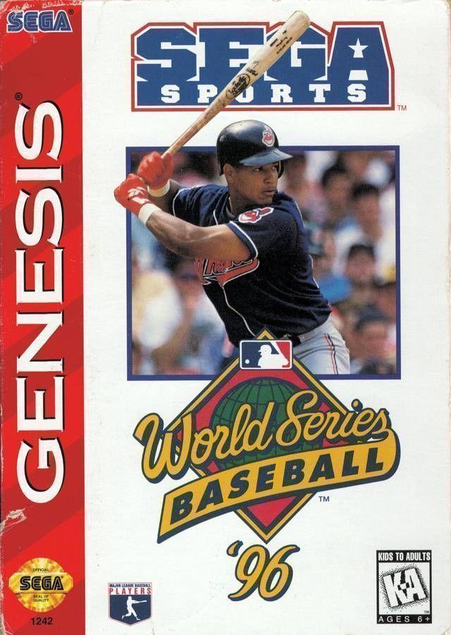 Rom juego World Series Baseball 96