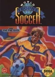 Rom juego World Trophy Soccer