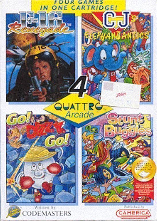 Rom juego Quattro Arcade