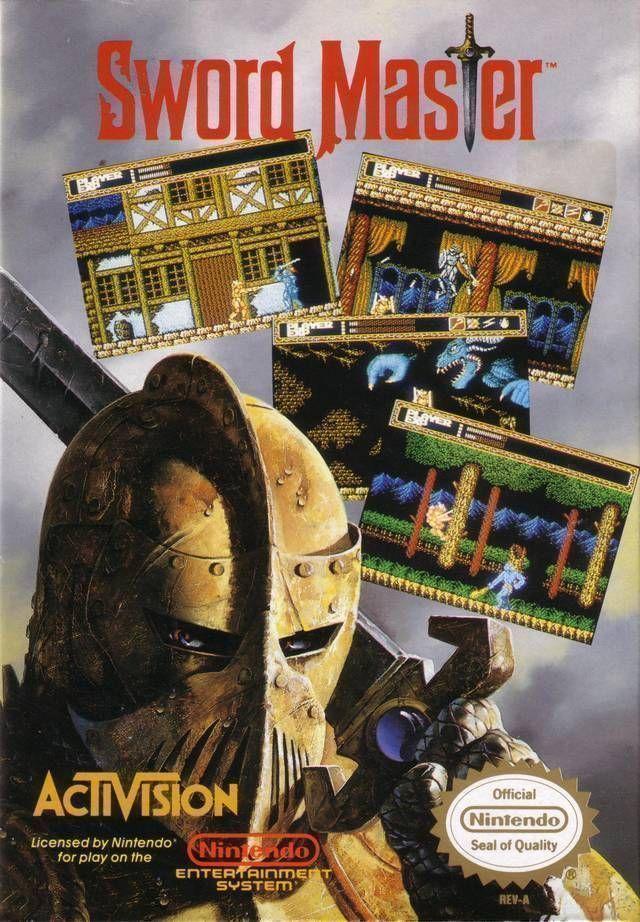 Rom juego Sword Master