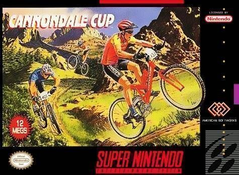 Rom juego Cannondale Cup
