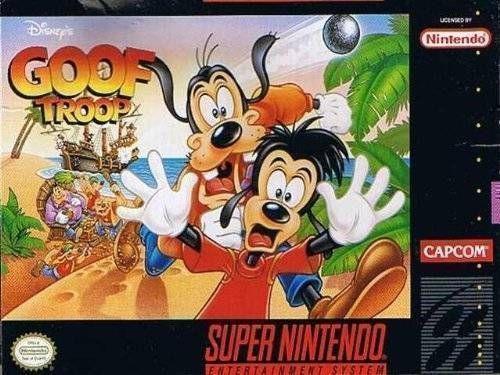 Rom juego Goof Troop