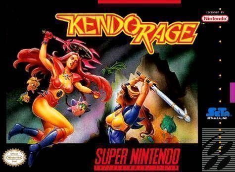 Rom juego Kendo Rage