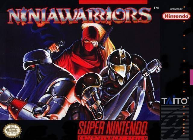 Rom juego Ninja Warriors, The