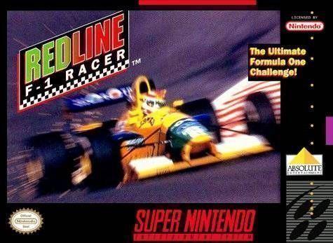 Rom juego Redline F-1 Racer