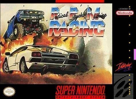 Rom juego RPM Racing