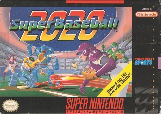 Rom juego 2020 Super Baseball