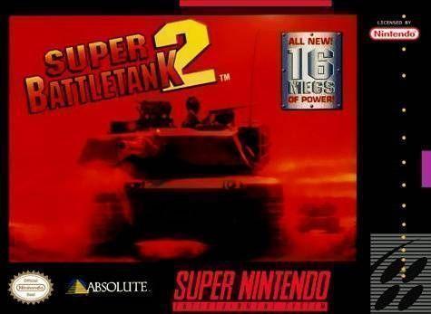 Rom juego Super Battletank 2