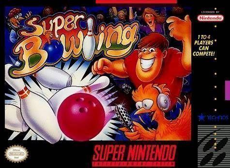 Rom juego Super Bowling