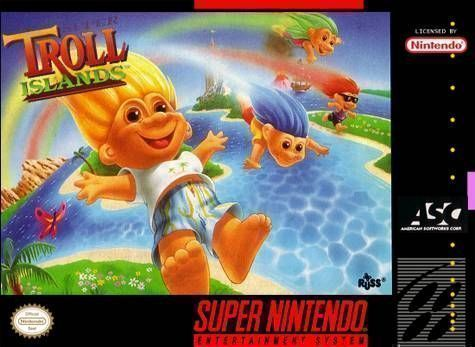 Rom juego Super Troll Islands