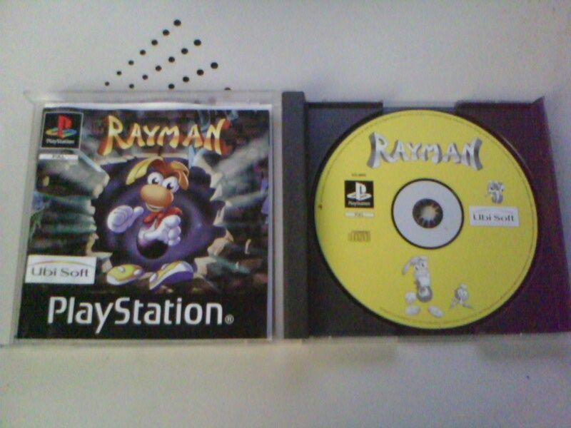 Rom juego Rayman