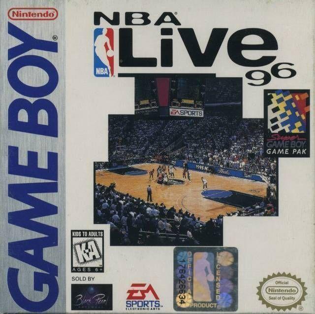 Rom juego NBA Live 96