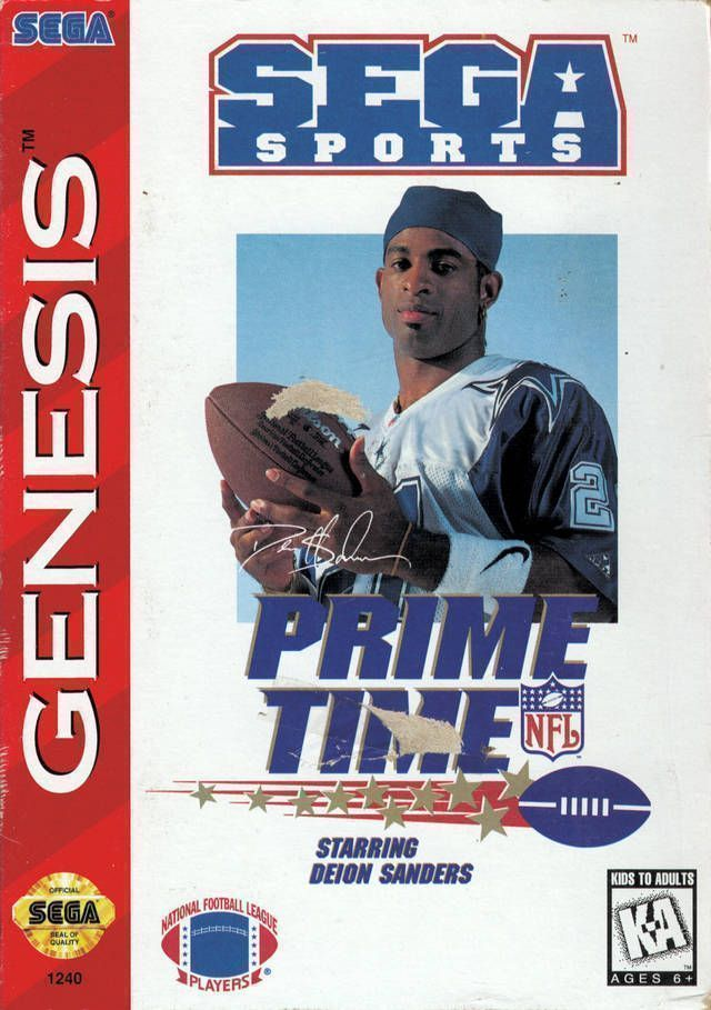 Rom juego NFL Prime Time