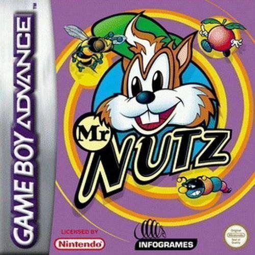 Rom juego Mr Nutz