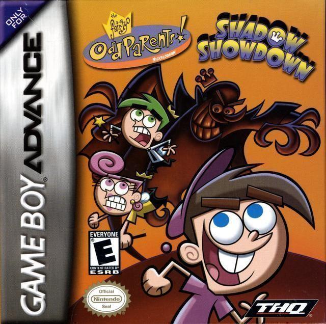 Rom juego Fairly Odd Parents - Shadow Showdown