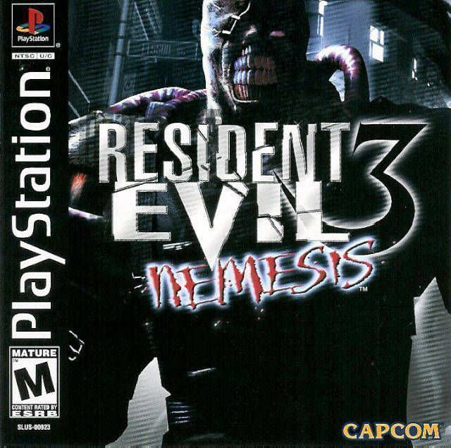 Rom juego Resident Evil 3 - Nemesis