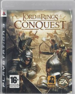 Rom juego The Lord of the Rings: Conquest