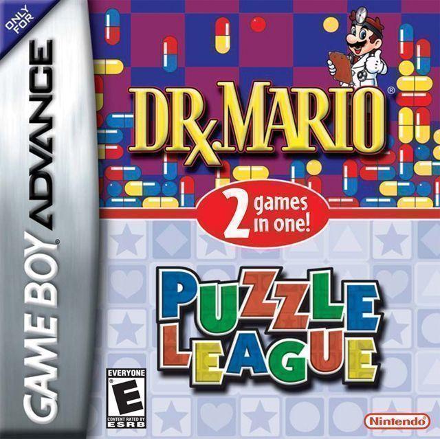 Rom juego Dr. Mario & Puzzle League