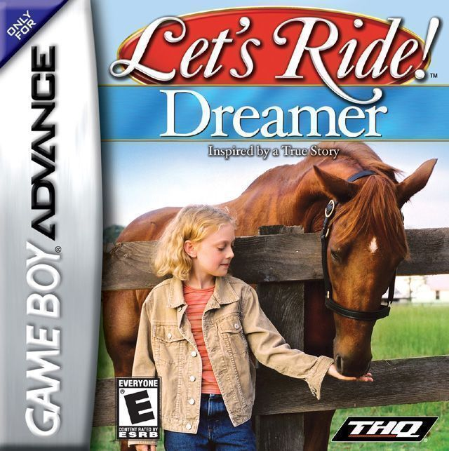 Rom juego Let's Ride! - Dreamer