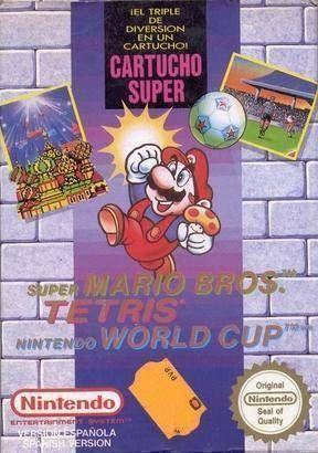 Rom juego Tetris
