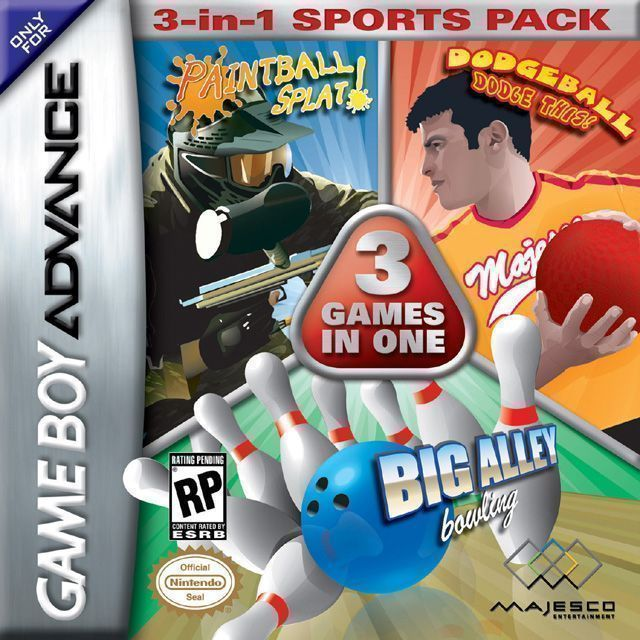 Rom juego Dodgeball Advance