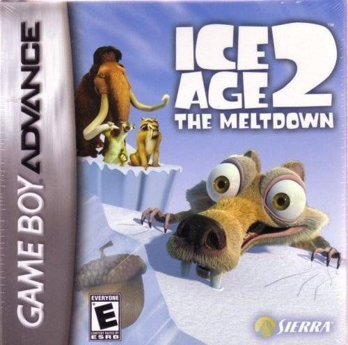 Rom juego Ice Age 2 - The Meltdown