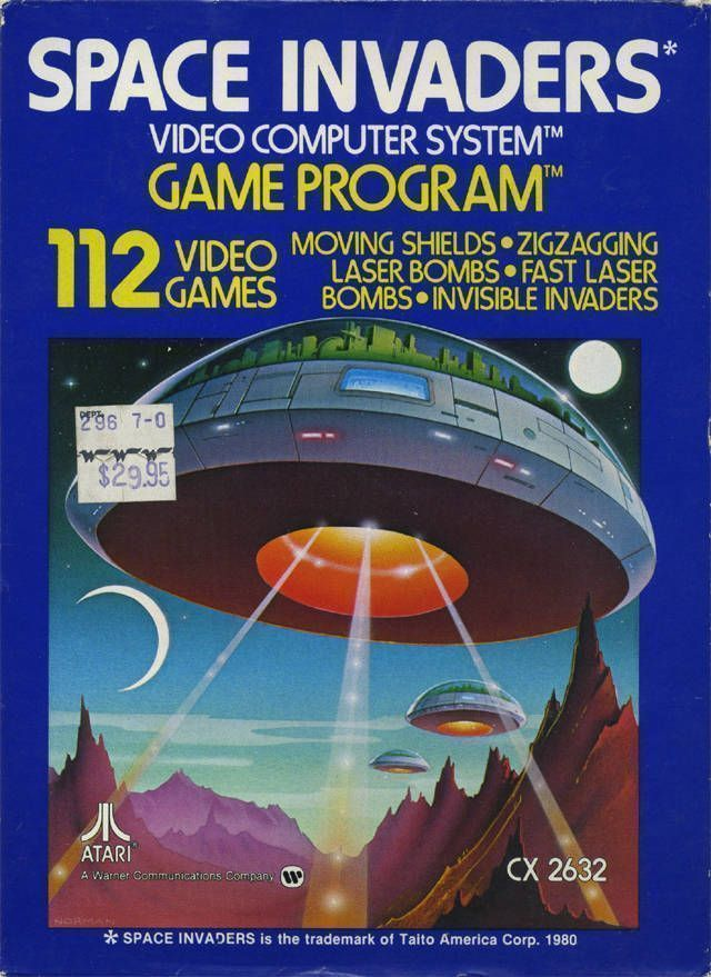 Rom juego Space Invaders