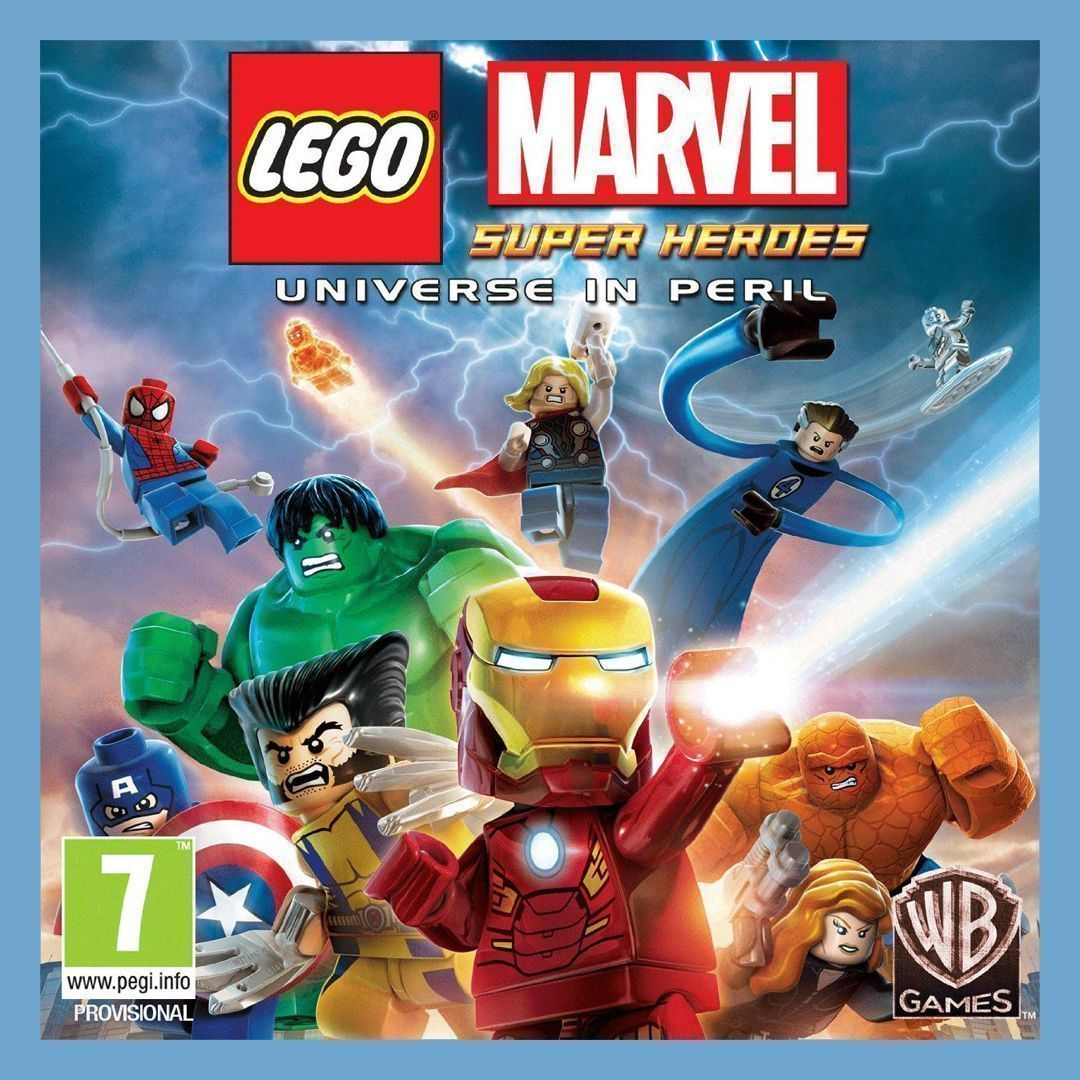 Rom juego Marvel Super Heroes