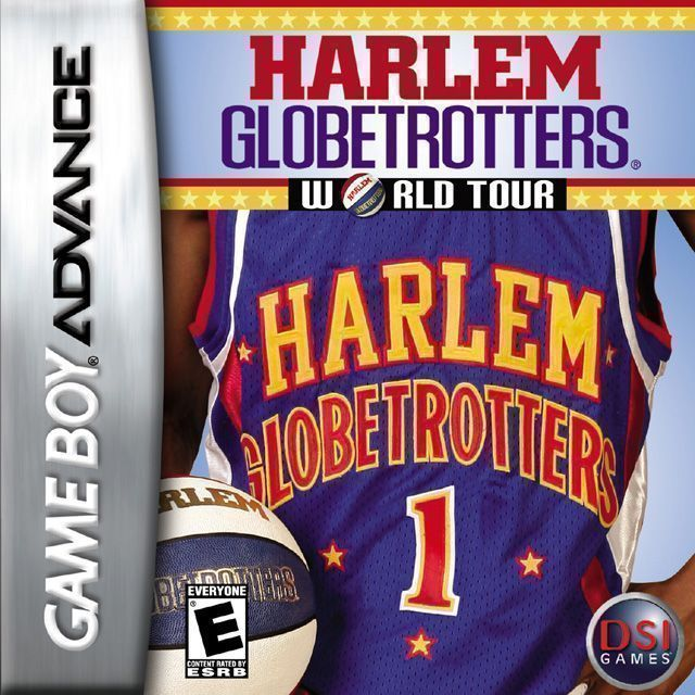 Rom juego Harlem Globetrotters - World Tour