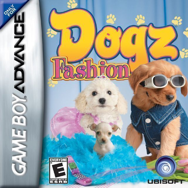 Rom juego Dogz - Fashion