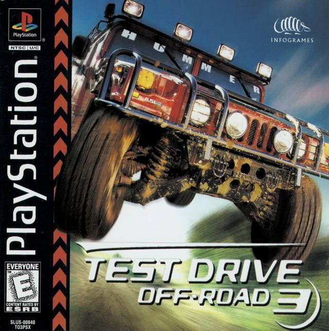 Rom juego Test Drive Off Road 3