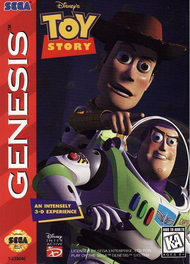 Rom juego Toy Story (8)