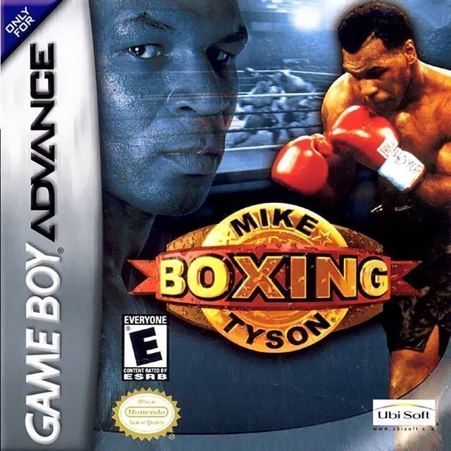 Rom juego Mike Tyson's Boxing