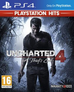 Rom juego Uncharted 4: A Thief's End