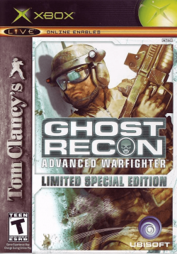 Rom juego Tom Clancy's Ghost Recon: Advanced Warfighter