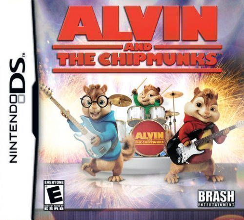 Rom juego Alvin And The Chipmunks