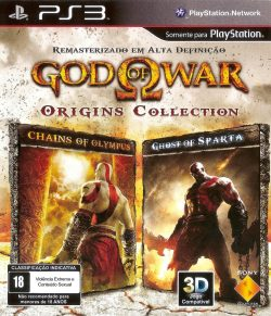 Rom juego God of War Origins Collection