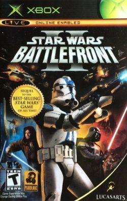 Rom juego Star Wars: Battlefront II