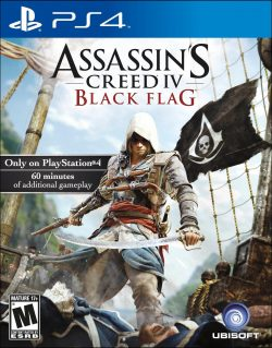 Rom juego Assassin's Creed IV: Black Flag