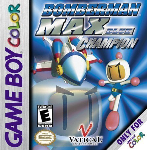 Rom juego Bomberman Max - Ain Version